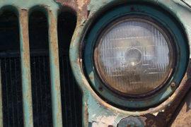 CJ5 Radiator