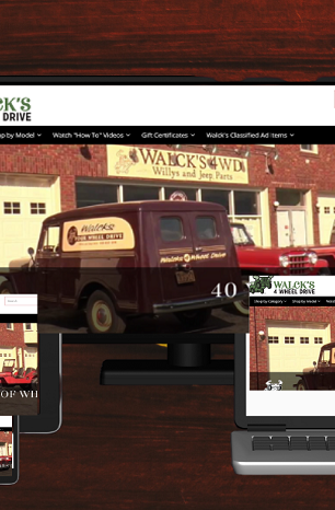 Meet Walck's New, Easier to Use Website